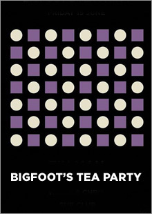 Bigfoot's Tea Party