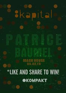 Kapital featuring Patrice Baumel (Kompakt)