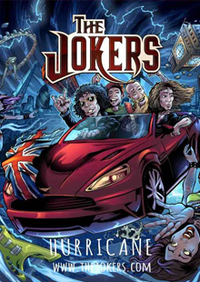 GMH Promotions presents The Jokers & The Number 9s