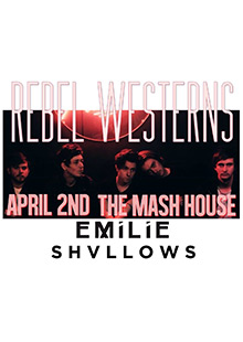 Rebel Westerns, E M I L I E & Swvllows