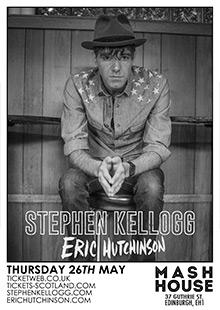 Stephen Kellogg & Eric Hutchinson