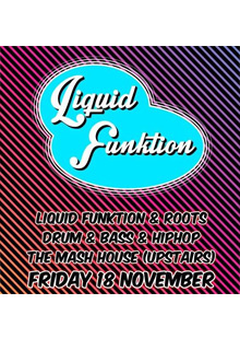 Liquid Funktion x Roots