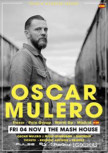 Pulse featuring Oscar Mulero