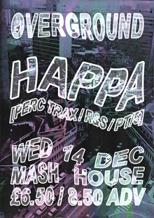 Overground featuring Happa