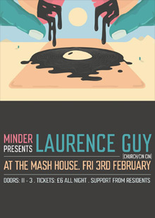 We Are Minder featuring Laurence Guy