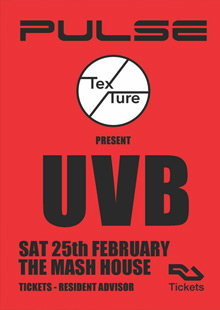 Pulse & Texture featuring UVB