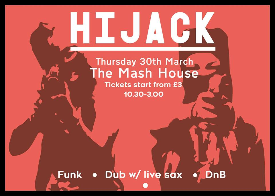 Hijack Launch Party