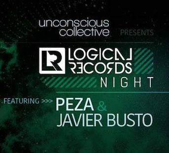 Logical Records night with Peza and Javier Busto