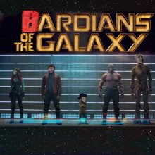 Loud Poets: Bardians of the Galaxy