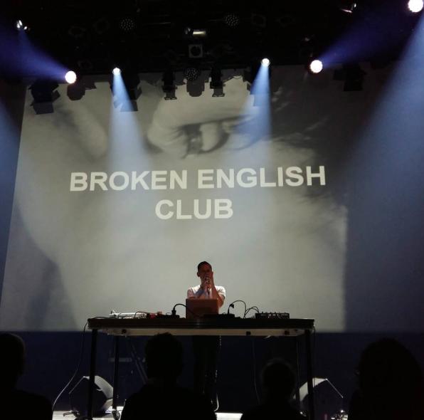 Texture // Broken English Club (live) [LIES] / Palidrone DJs