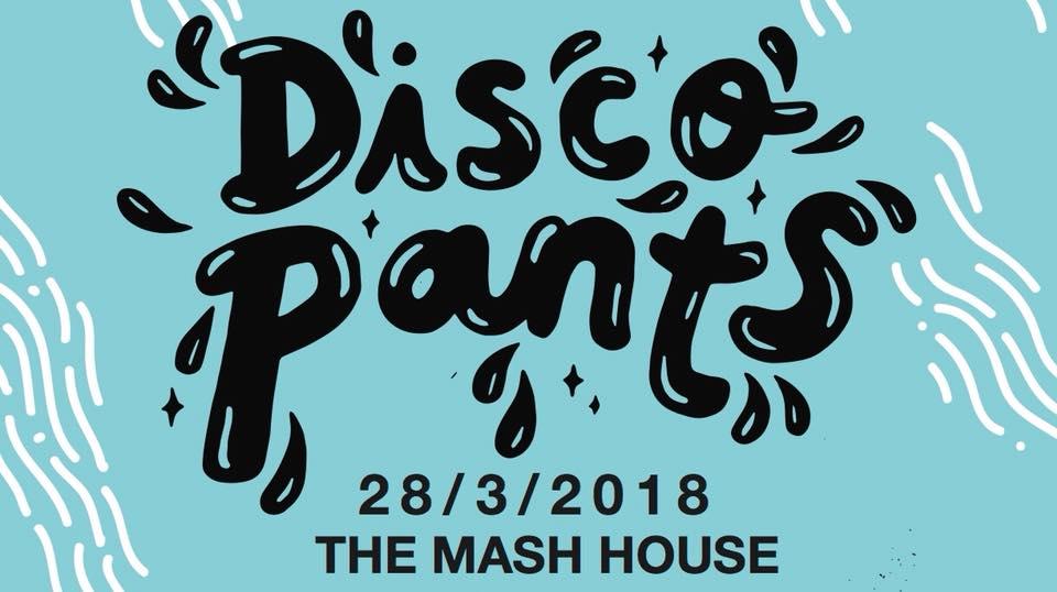 Disco Pants - The Return of the Disco