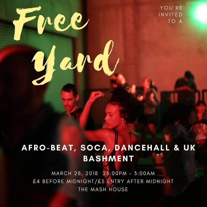 X Free Yard X