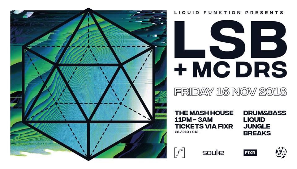 Liquid Funktion | LSB & MC DRS - The Mash House