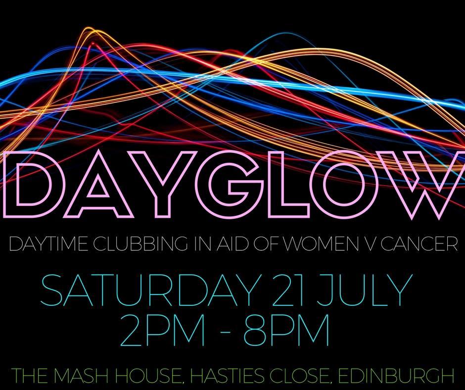 DayGlow for Women V Cancer - Summer Session