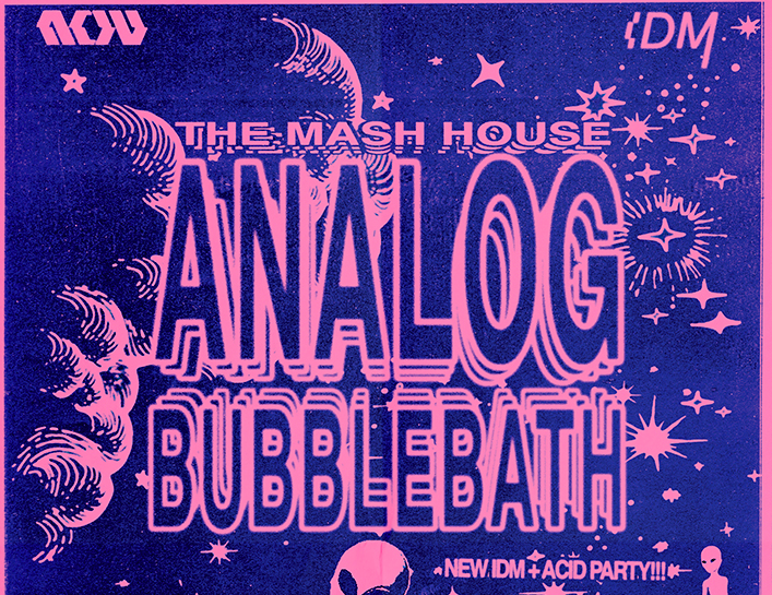 Analog Bubblebath