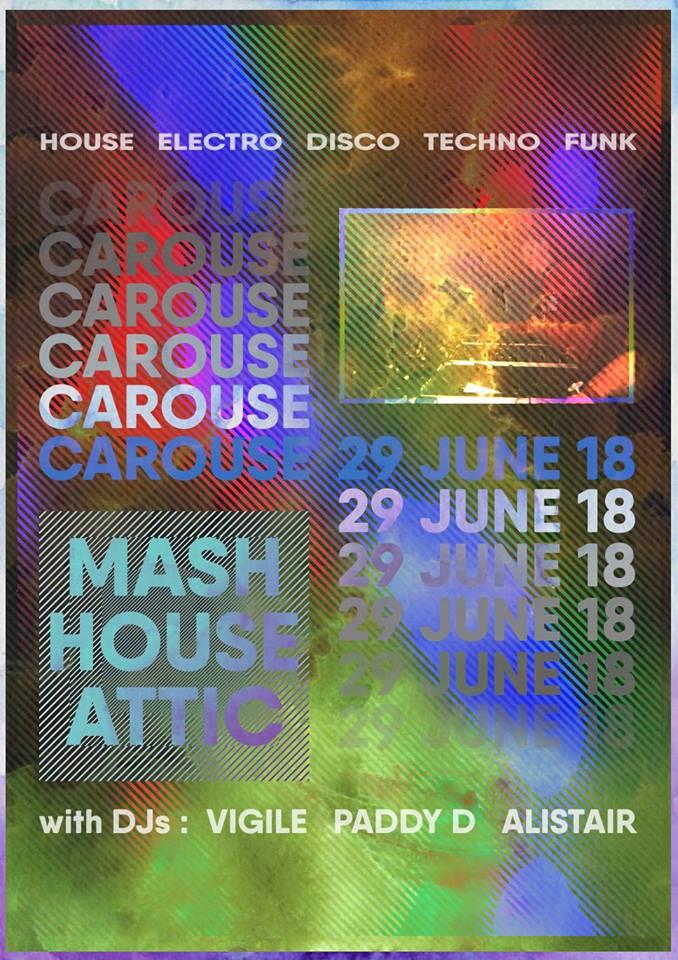 Carouse w/ Paddy D