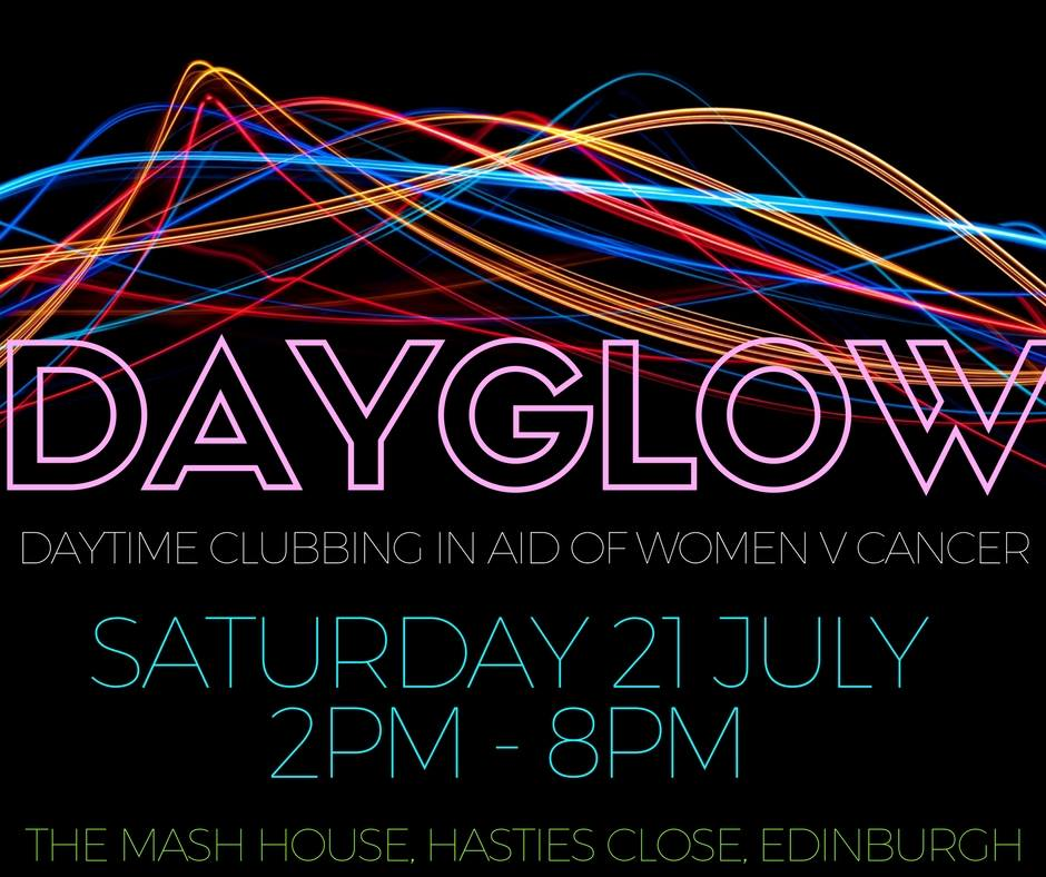 DayGlow for Women V Cancer - Summer Session