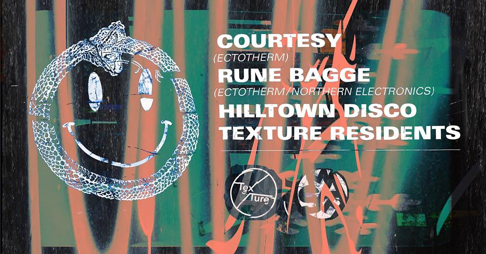 Texture X Ectotherm // Courtesy / Rune Bagge / Hilltown Disco