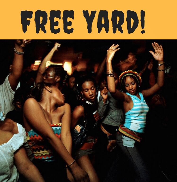 Free Yard.