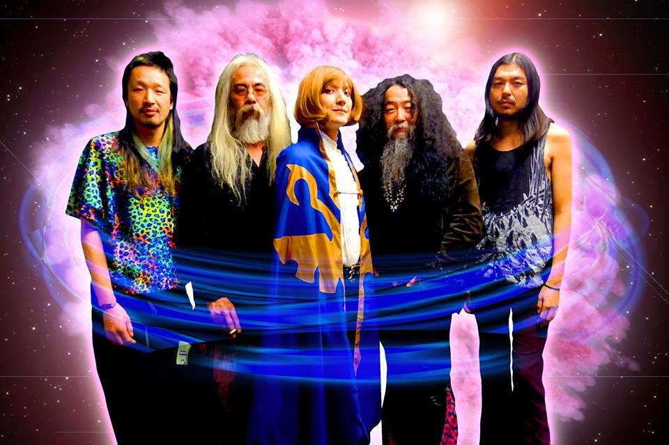 Acid Mothers Temple & The Melting Paraiso UFO - Edinburgh