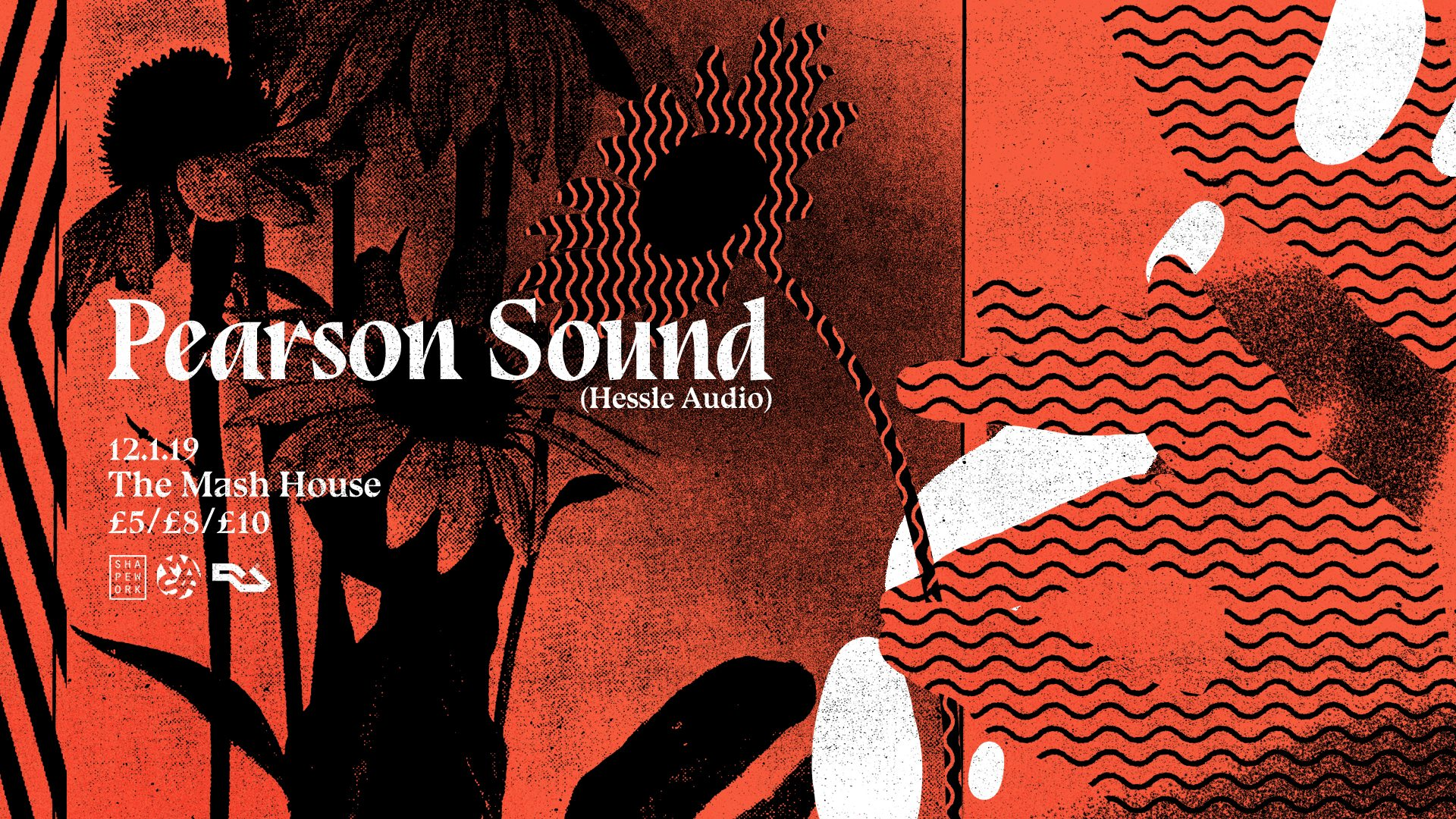 Shapework / Pearson Sound