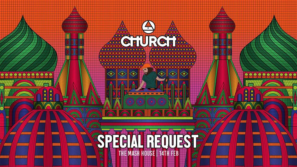 Church 3.5: Special Request