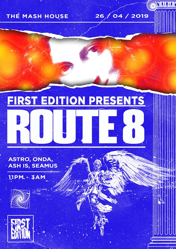 First Edition · Route 8 (Lobster Theremin)