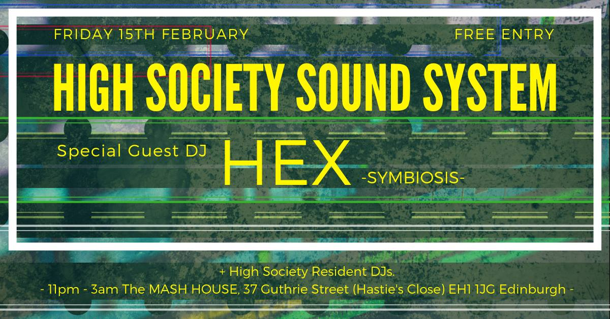 High Society Sound System