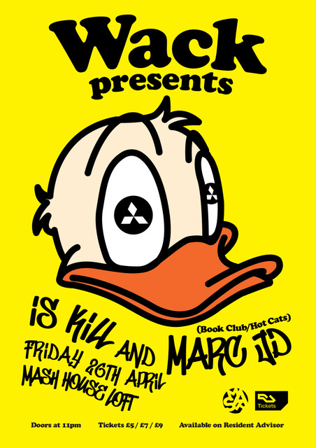 Wack Presents: Is Kill & Mark JD