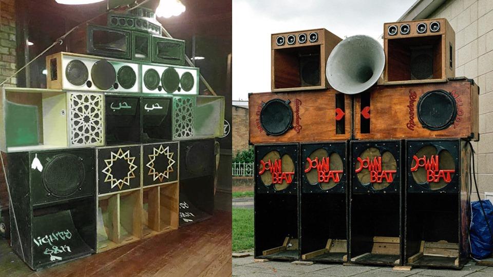 Mighty Oak Soundsystem + Downbeat Melody Soundsystem