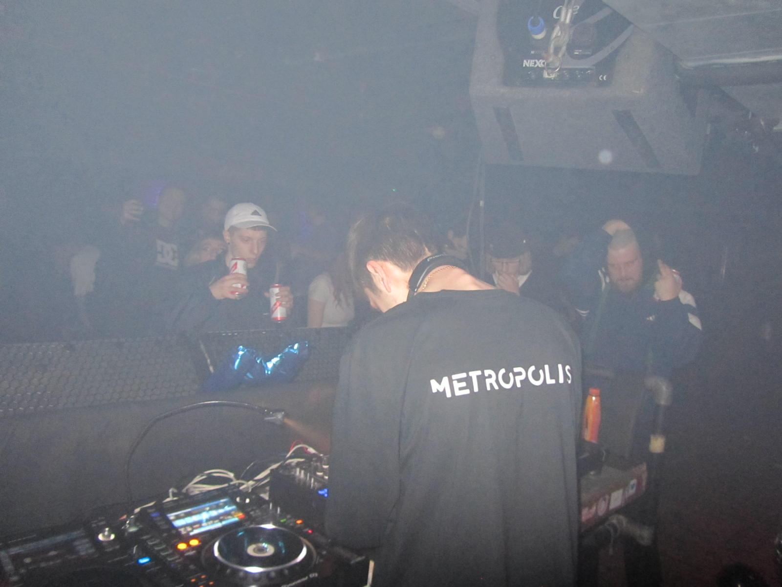Metropolis & Friends (House & Techno, etc)