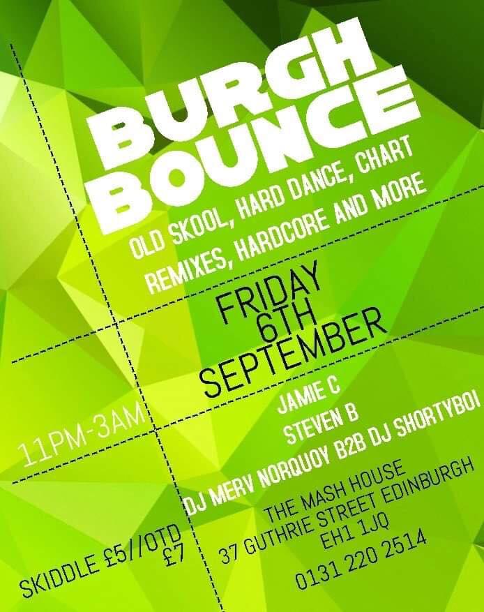 Burgh Bounce