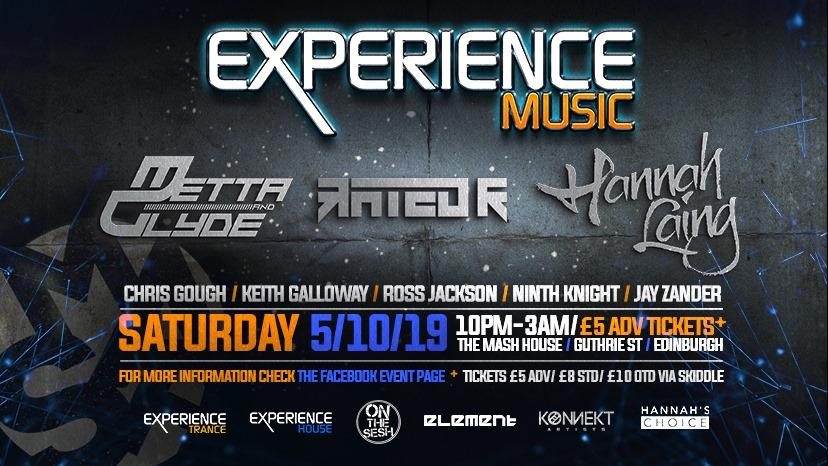 Experience Music - Edinburgh