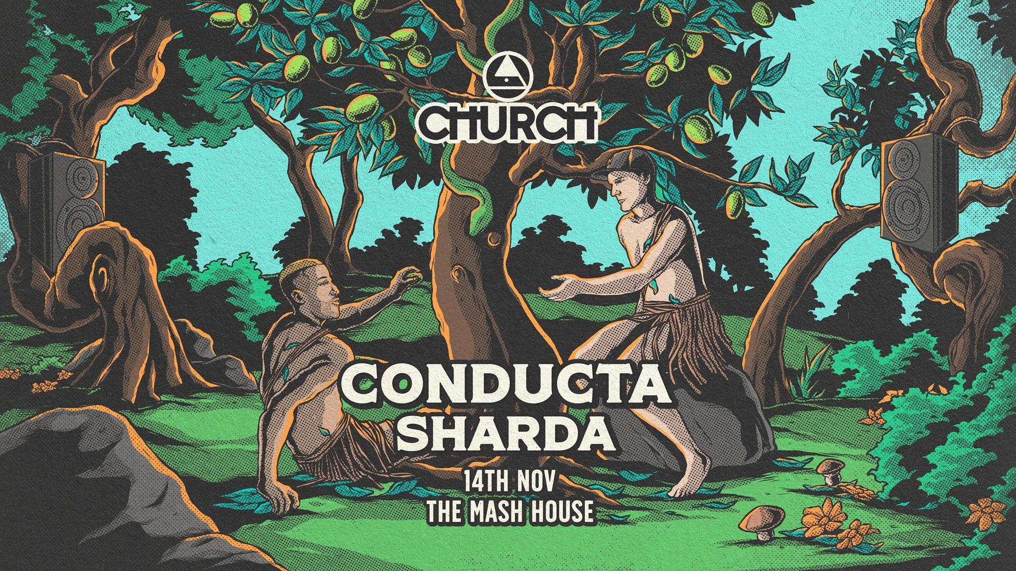 Church: Conducta + Sharda