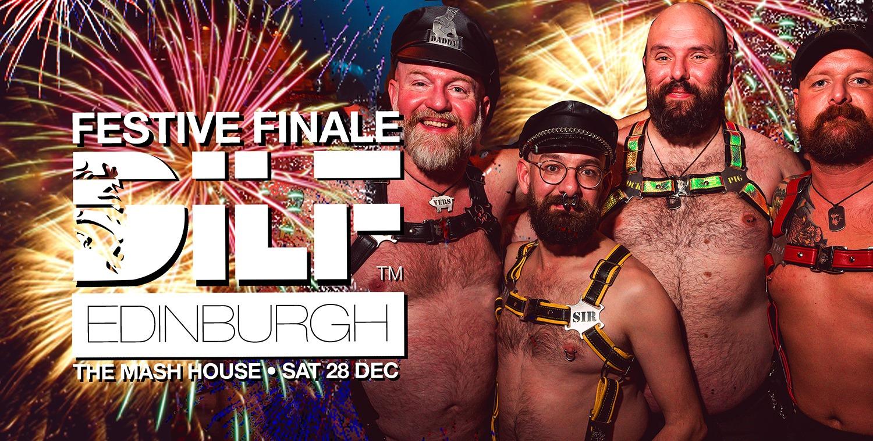 DILF Edinburgh: Festive Finale