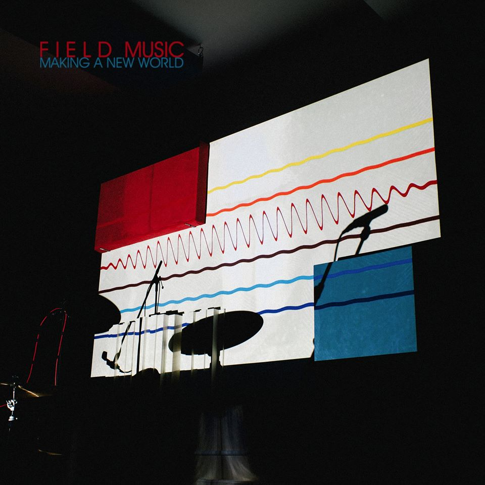 Field Music Album Launch Show Assai Edinburgh