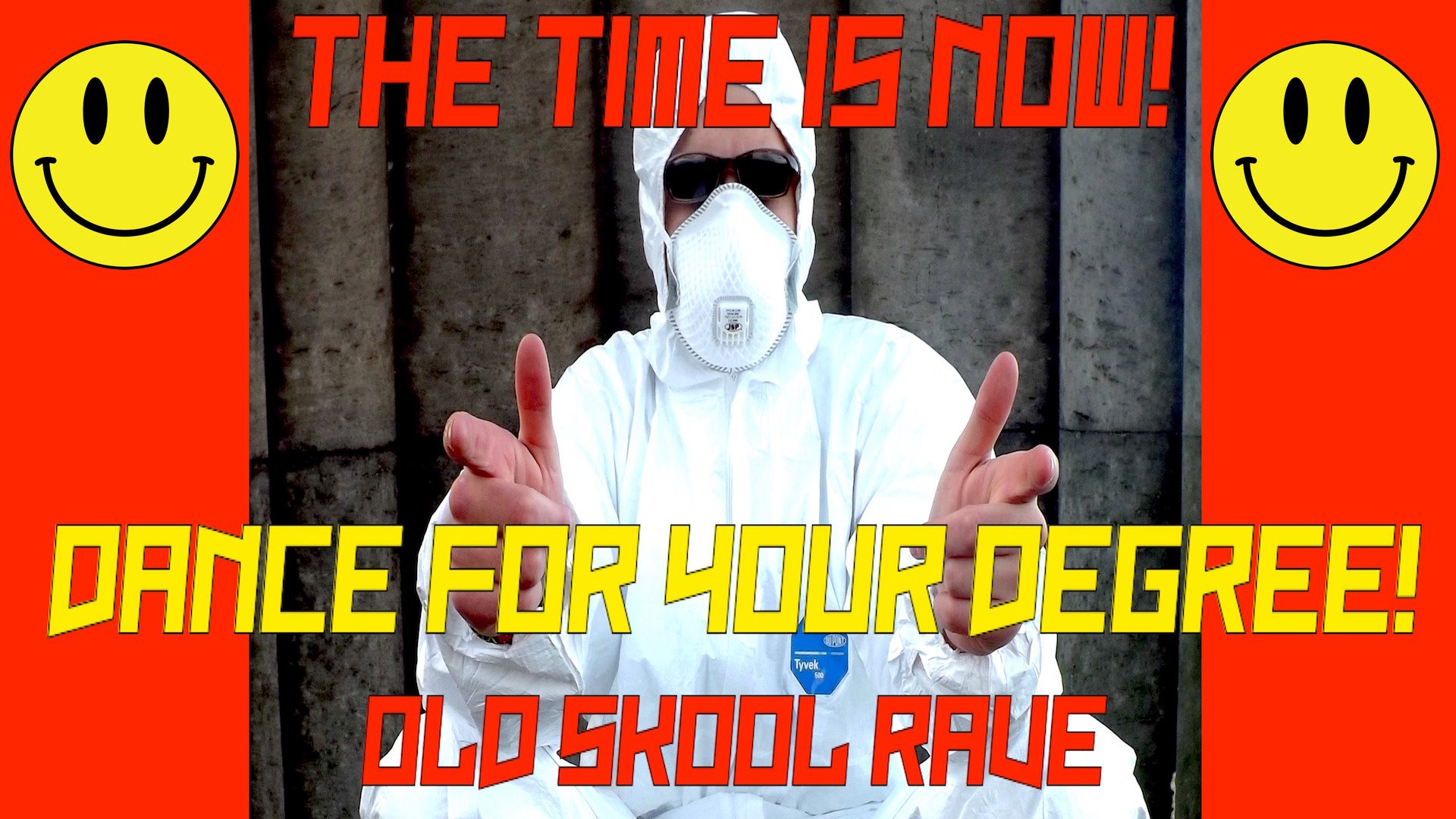 Dance For Your Degree - OLD SKOOL RAVE!