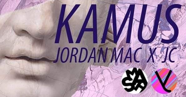 Wavelength Presents: Kamus (Scuffed Recordings/Cybofreq)