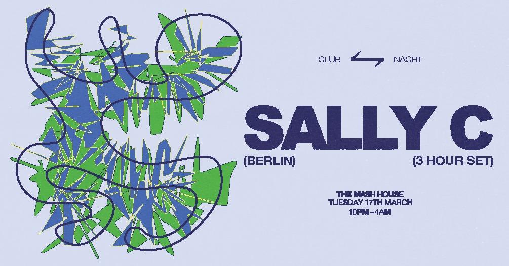Sally C ⥊ St Paddy's ⥊ Club_Nacht 006