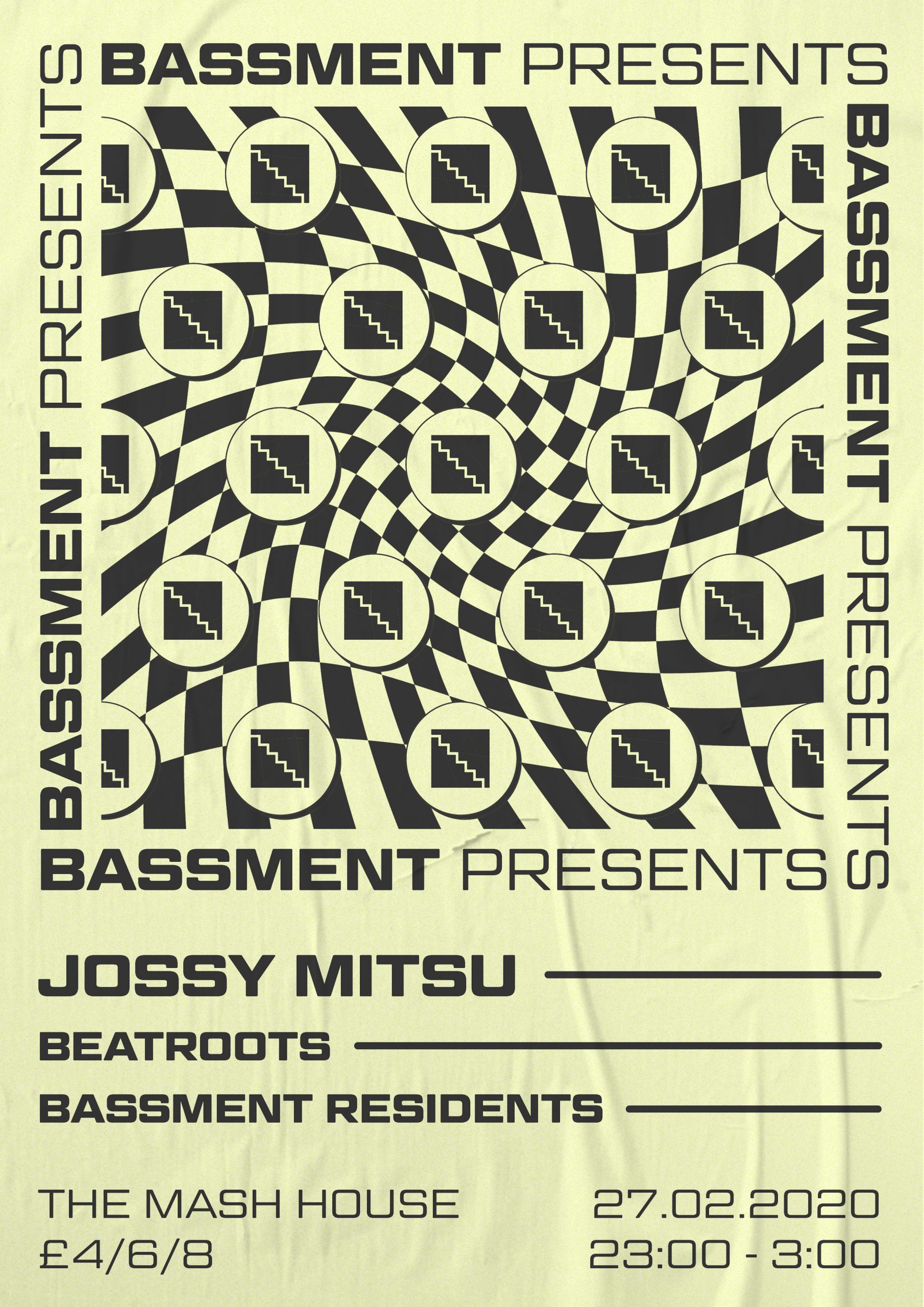 Bassment 07 // Jossy Mitsu